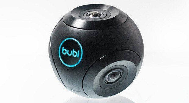 Bublcam 360 degree camera