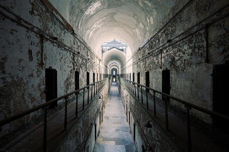 East State penitentiary Pennsylvania