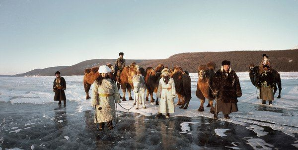 Mongolia Tsaatan tribe photo