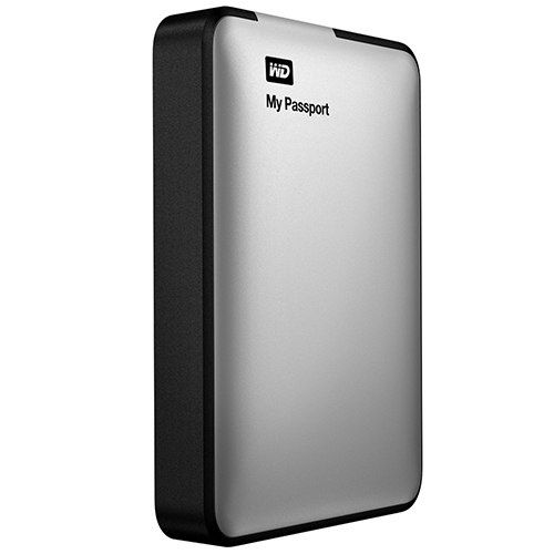 My Passport 2TB gray
