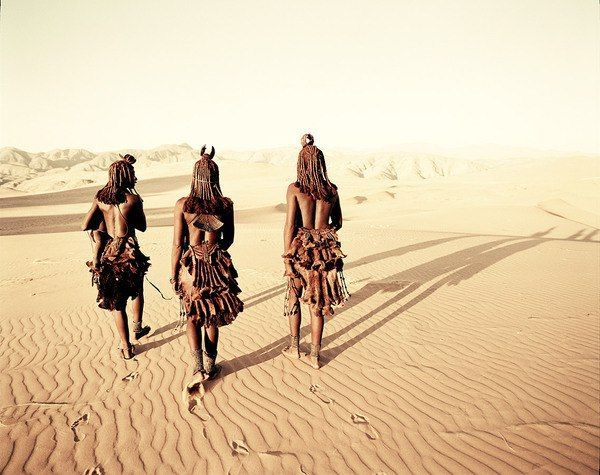 Namibia Himba tribe photo