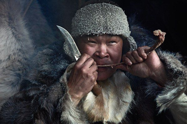 Siberia Chukchi tribe photo