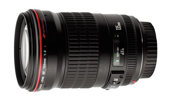 Patents for Canon portrait lens with IS