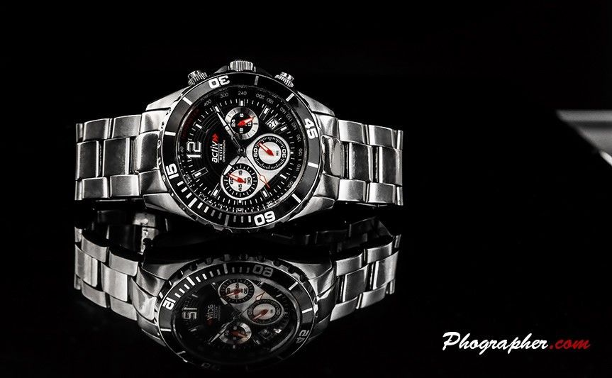 Phographer product photography watches