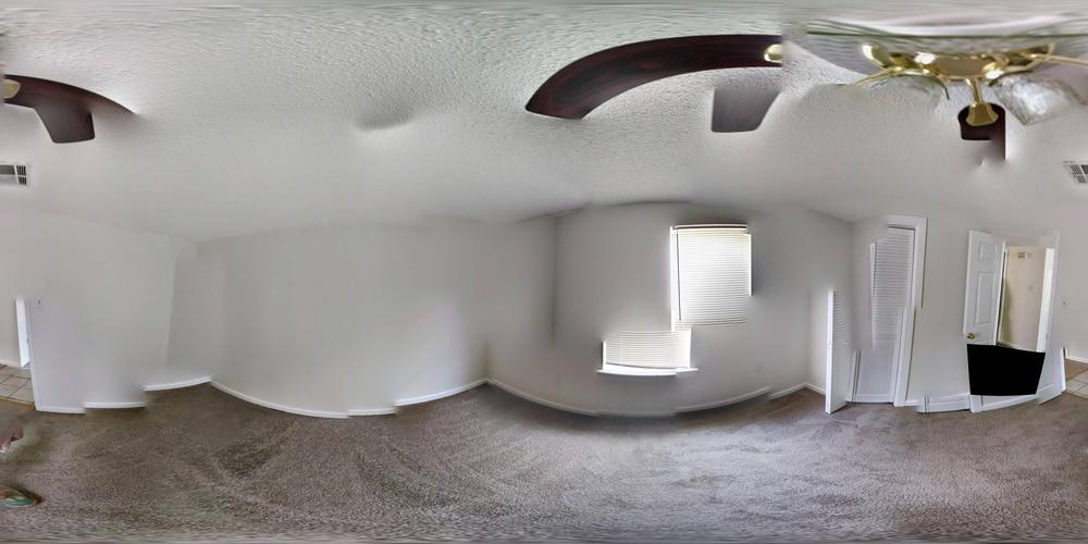 Interior panorama fail