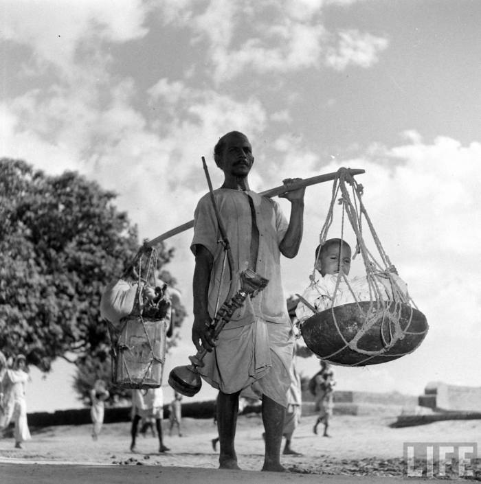 India Pakistan migrant 1947
