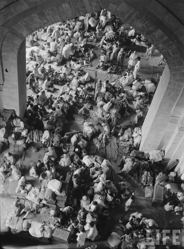India partition 1947 refugees