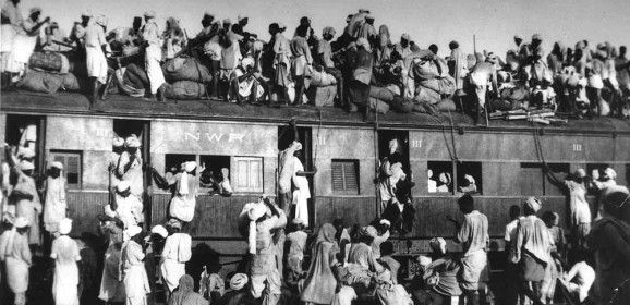 Rare photos from partition of India and Pakistan