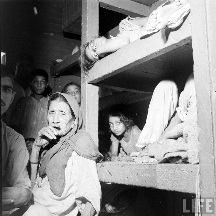 Indian partition refugees