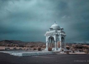 Infrared Photography with a Digital Camera