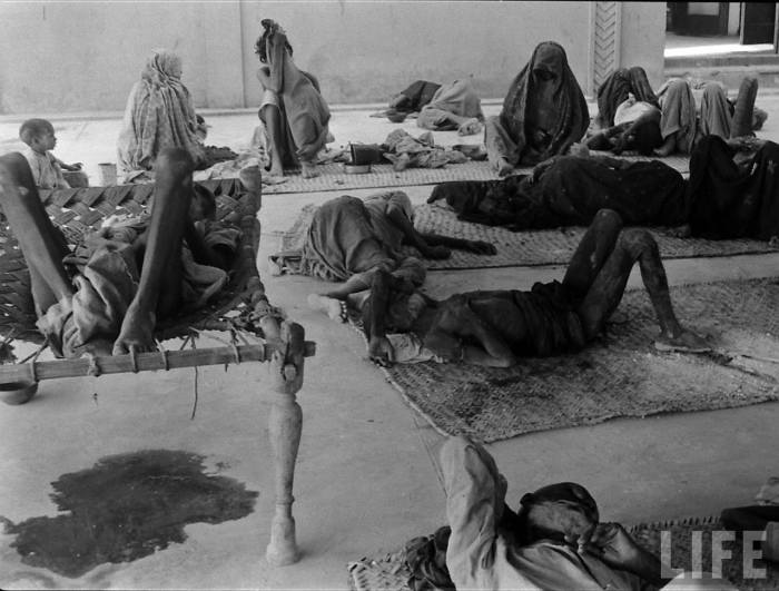 Migrants India Pakistan partition 1947