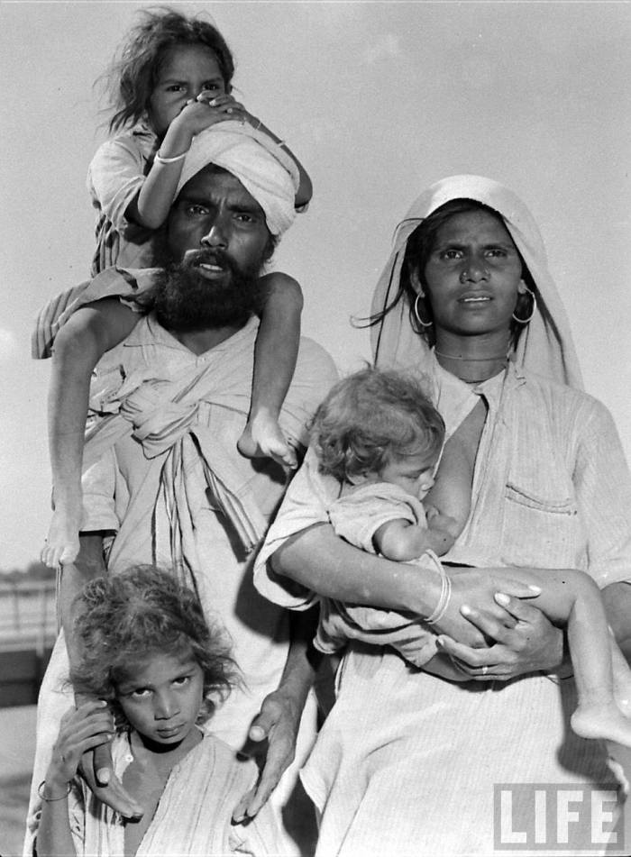 Migrants partition of India 1947