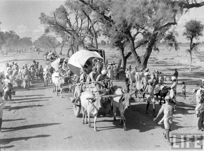 Migration Pakistan India partition 1947