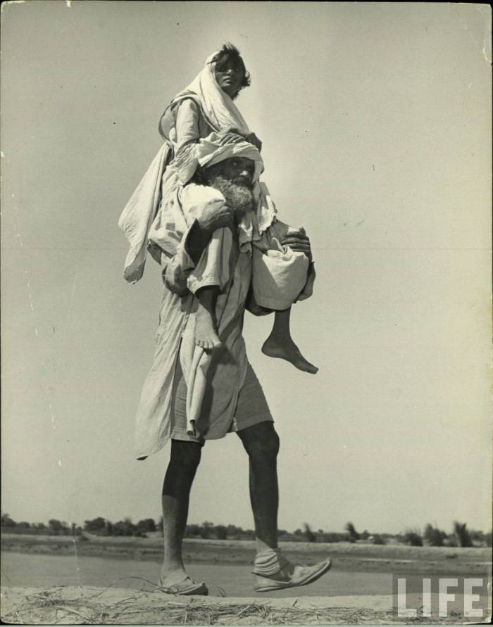 Pakistan India 1947 migration