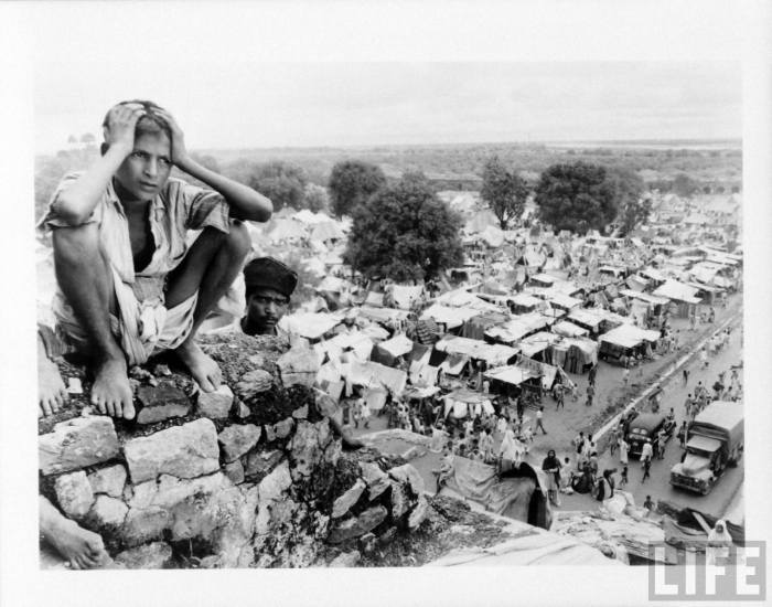 Partition of India 1947 camp