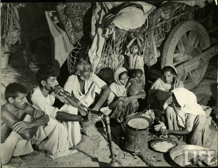 Partition of India 1947 migrants food