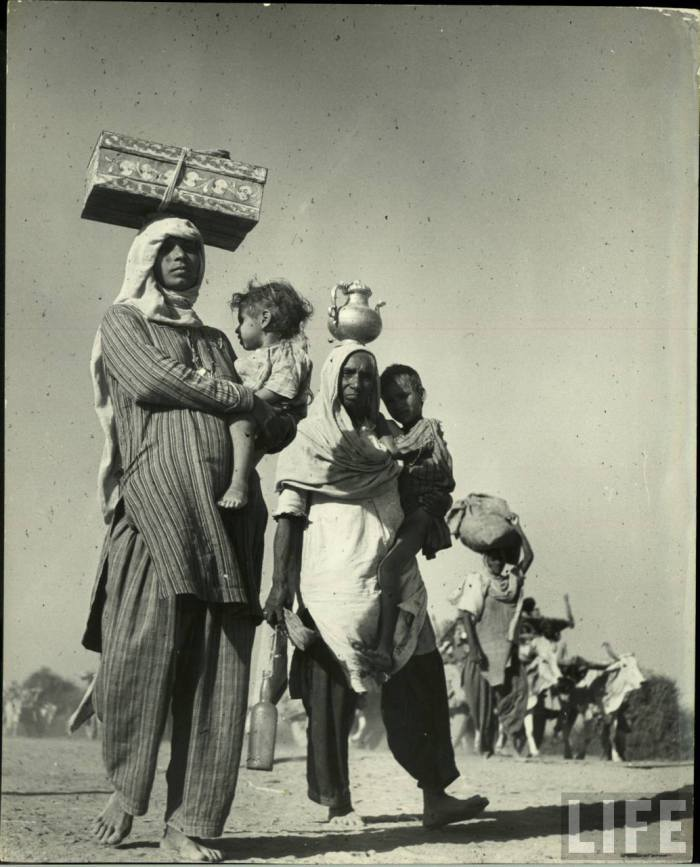 Migrants of Partition of British India
