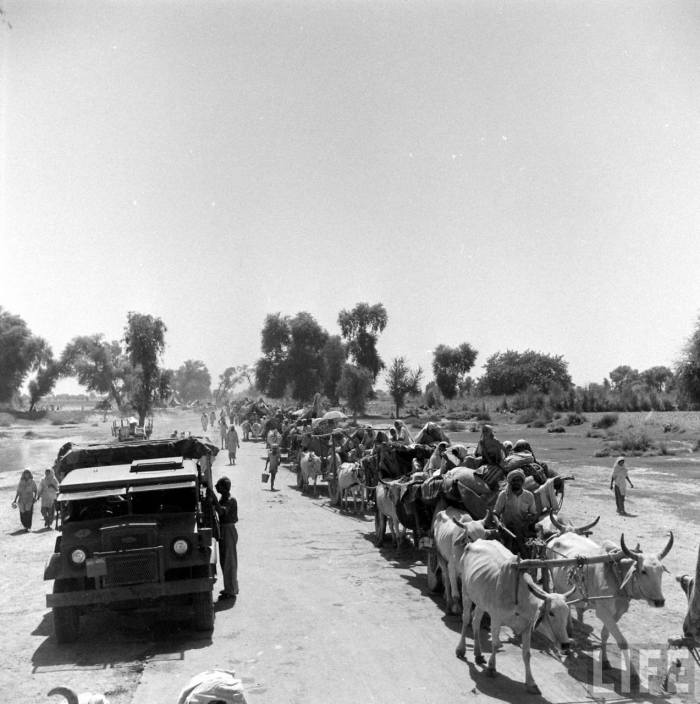 India Pakistan partition migration