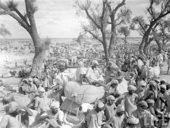 Refugees India Pakistan Partition 1947