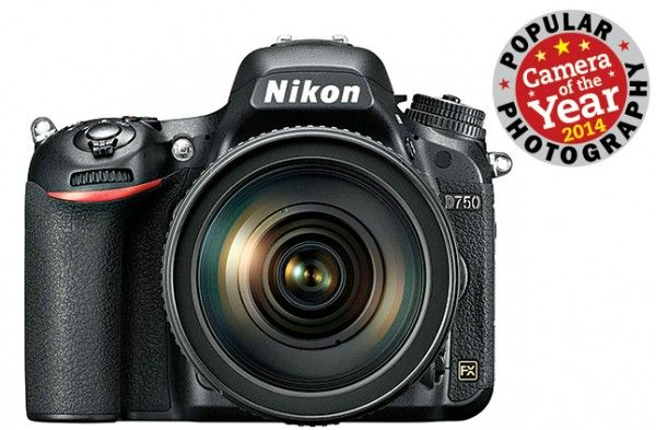 Nikon D750 named Camera of the Year